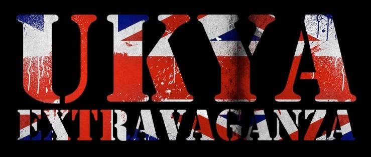 UKYA Extravaganza Logo Dark Background