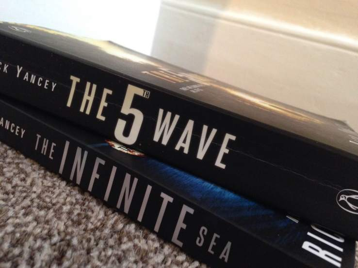 The Fifth Wave series